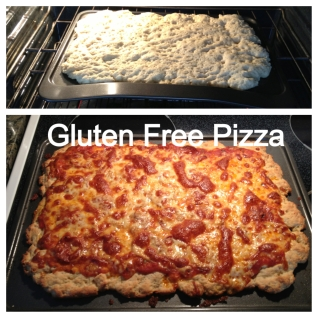 Gluten Free Pizza @BodyRebooted