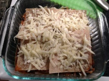 Enchilada Lasagna @BodyRebooted